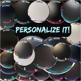 dot2dance® NAME DECAL ONLY - Dazzled-distributors