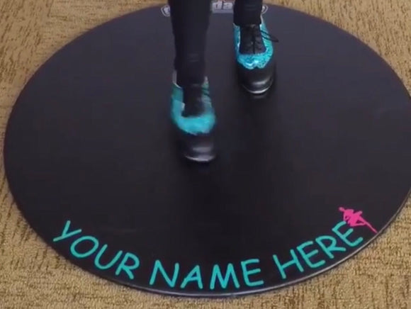 Personalize dot2dance ADD NAME - Dazzled-distributors