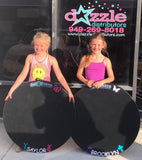 dot2dance® EMBLEM DECAL ONLY - Dazzled-distributors