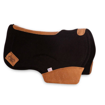 Barrel Contour Saddle Pad