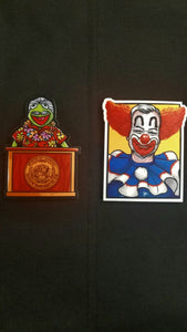 Clownwell and Da Gov Patch Combo