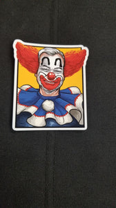 Clownwell Sticker