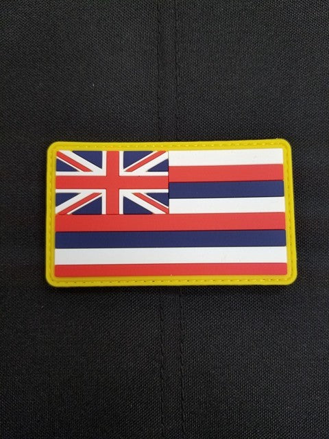 Hawaii State Flag PVC Full Color