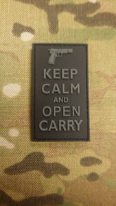 Keep Calm and Open Carry SWAT Edition