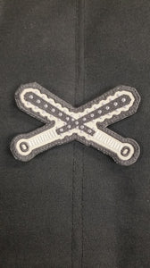 Crossed Kanabo Patch
