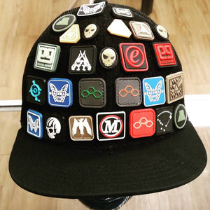 MoCap Trucker Black