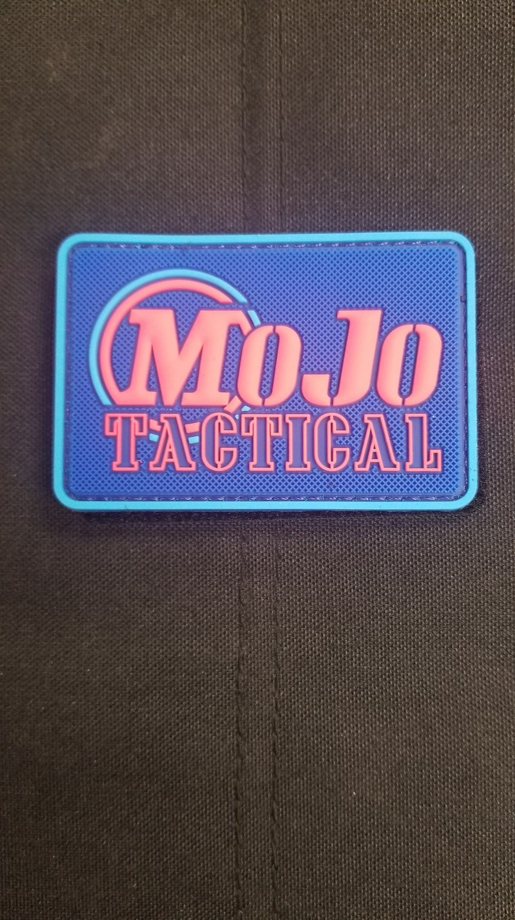 Mojo Logo Retro patch