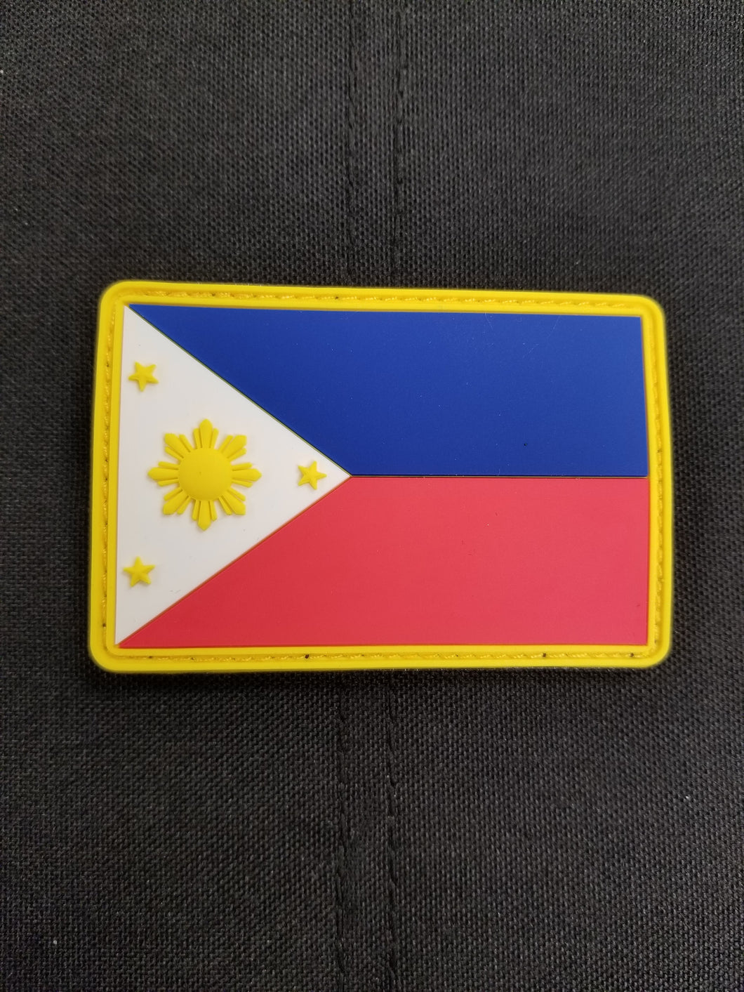 Phillippines Flag PVC Full Color