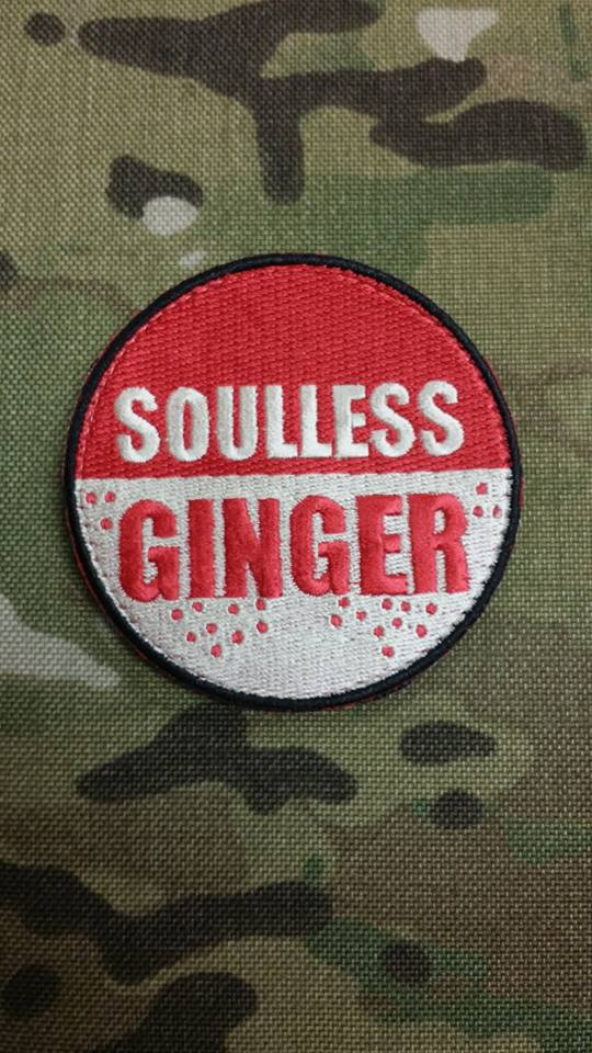 Soulless Ginger Patch