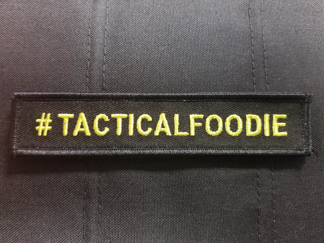#TacticalFoodie