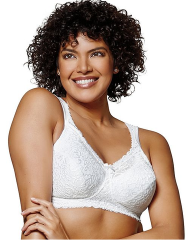 4088 Playtex Breathable Comfort WIreless Bra