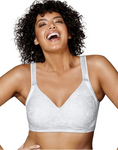 4912 Playtex 18 Hour Undercover Slimming Panels Smoothing 4-Way Support