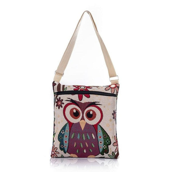 Women Owl Handbags