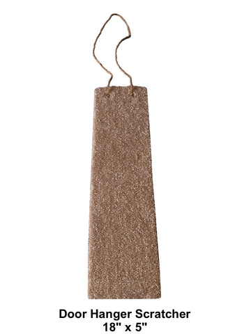 New Price! Model 46 - Straight Door Hanger Scratcher