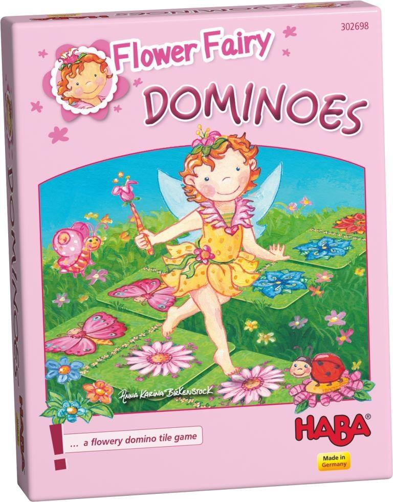 Haba Flower Fairy Dominoes