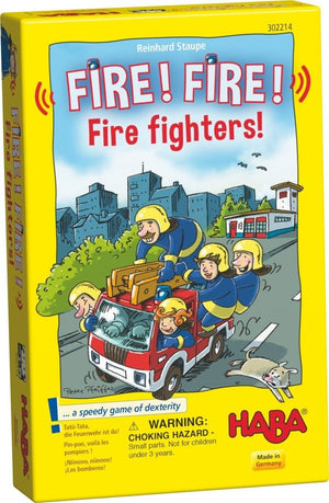Haba Fire! Fire! Fire Fighters!