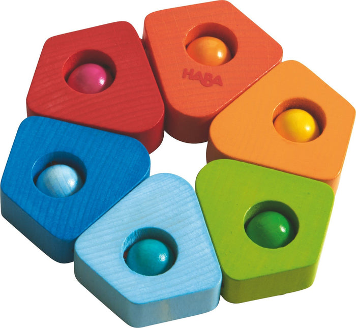 Haba Clutching Toy Color Splodge