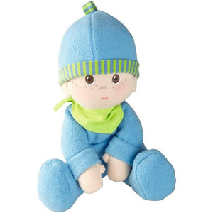 Haba Luis Snug-Up Doll