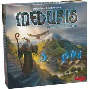Haba Meduris - The Call of the Gods