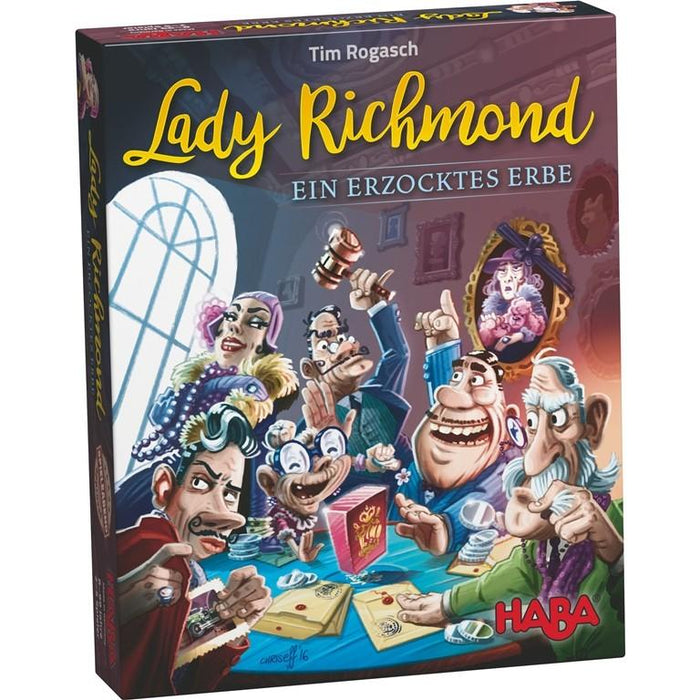 Haba Lady Richmond - an inheritance up for grabs