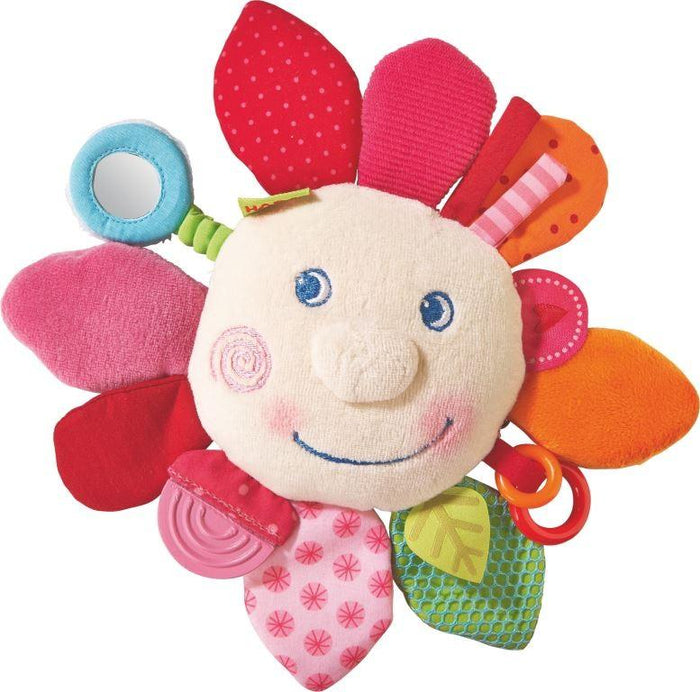 Haba Cuddly Spring Flower Teether