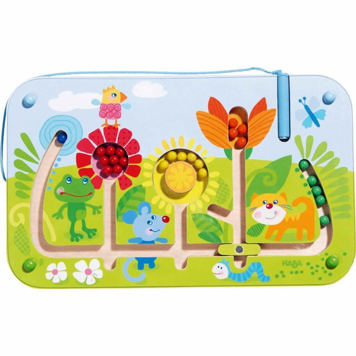 Haba Magnetic Game Flower Maze