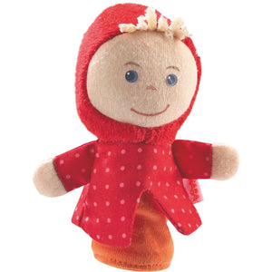 Haba Finger puppet Little Red Riding Hood