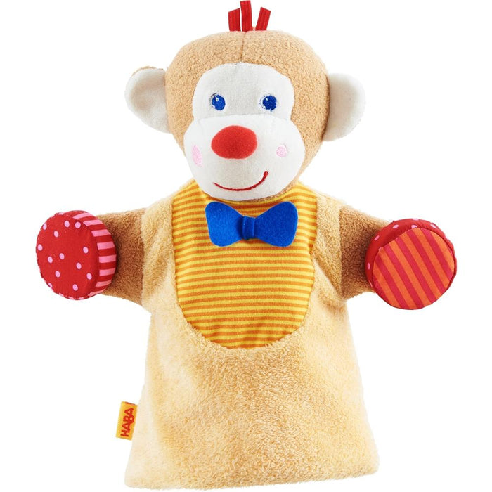 Haba Musical Puppet Monkey