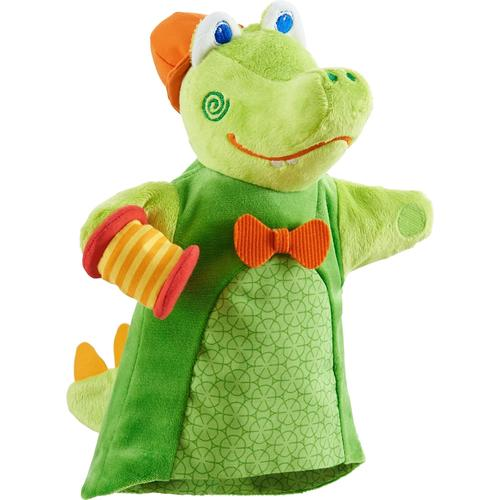 Haba Musical Puppet Crocodile