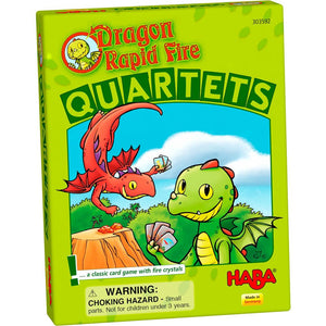 Haba Dragon Rapid Fire Quartets