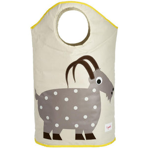 3 Sprouts Laundry Hamper Goat