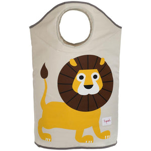 3 Sprouts Laundry Hamper Lion