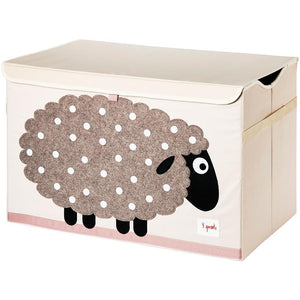 3 Sprouts Toy Chest Sheep