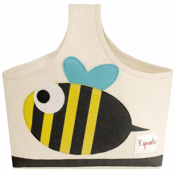 3 Sprouts Storage Caddy Bee