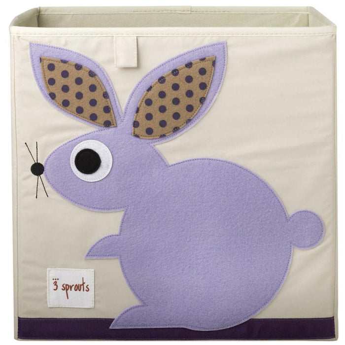 3 Sprouts Storage Box Rabbit