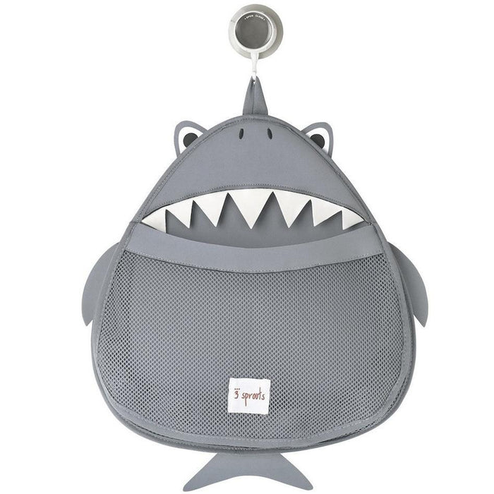 3 Sprouts Bath Storage Shark