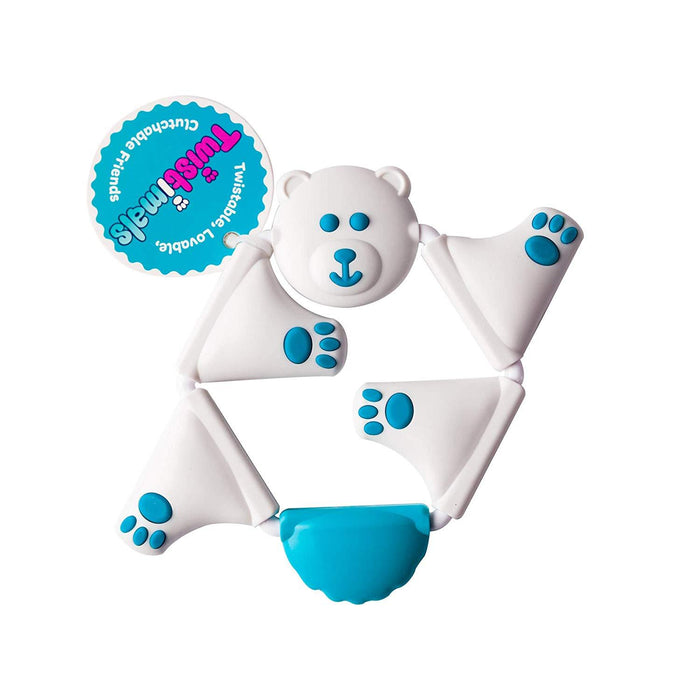 Fat Brain Toys Twistimals Bear