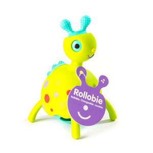 Fat Brain Toys Rollobie Green