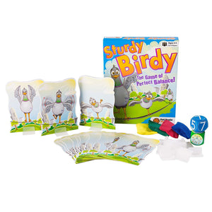 Fat Brain Toys Sturdy Birdy: The Game of Perfect Balance