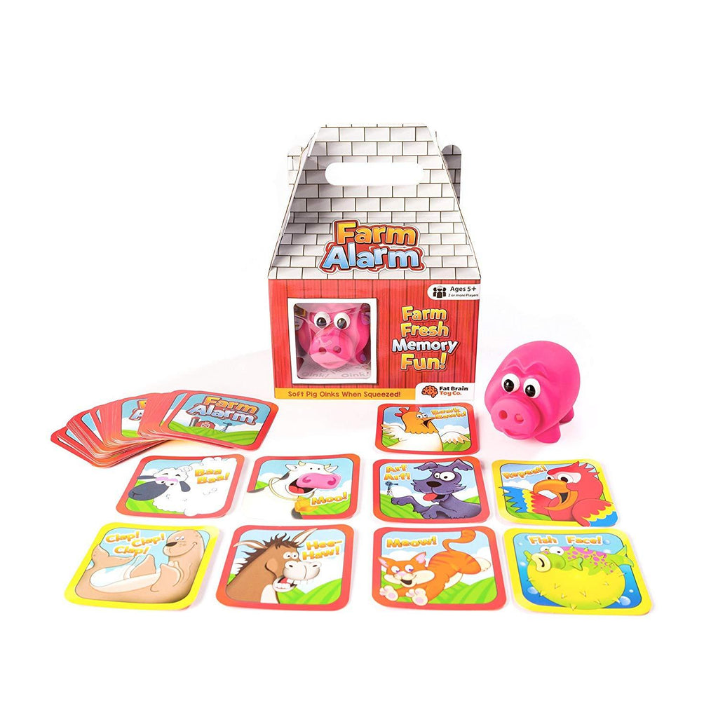 Fat Brain Toys Farm Alarm
