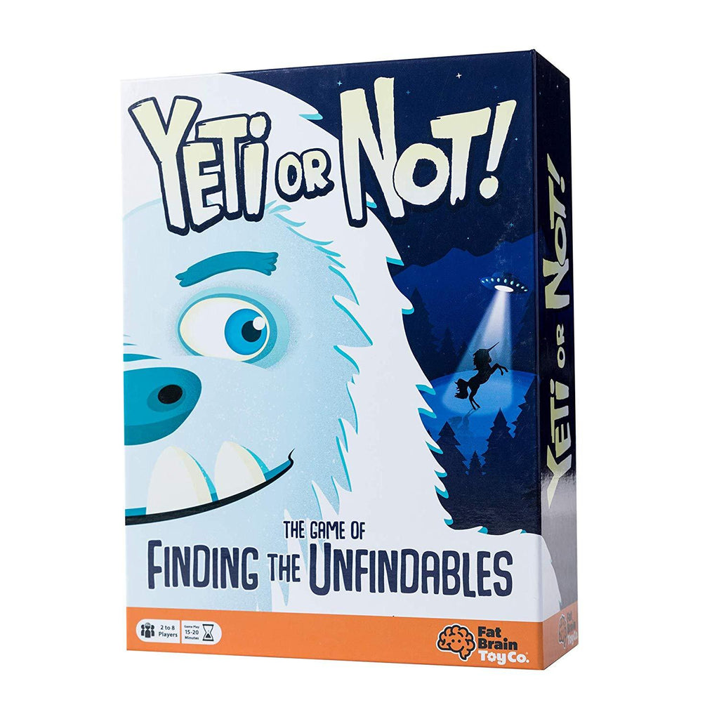 Fat Brain Toys Yeti or Not!