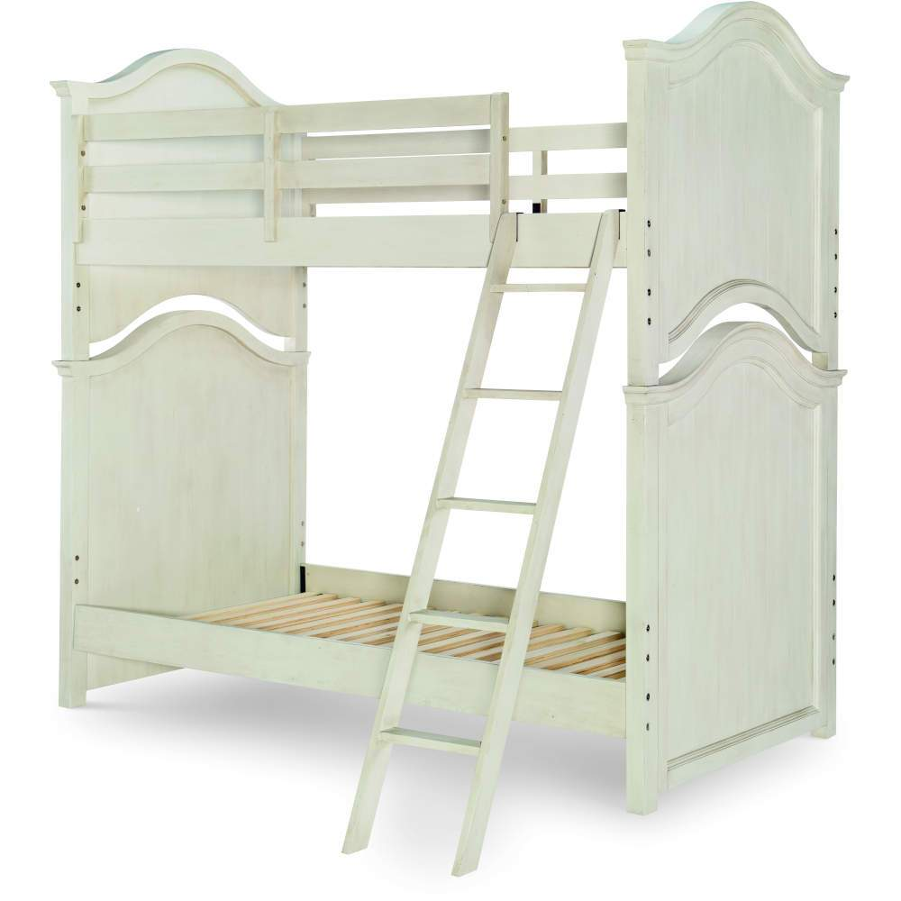 Legacy Classic Kids Brookhaven Youth Twin over Twin Bunk Bed
