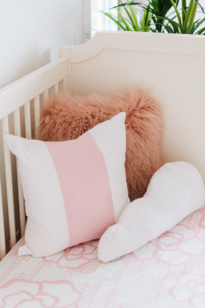 Oilo Band Pillow Blush