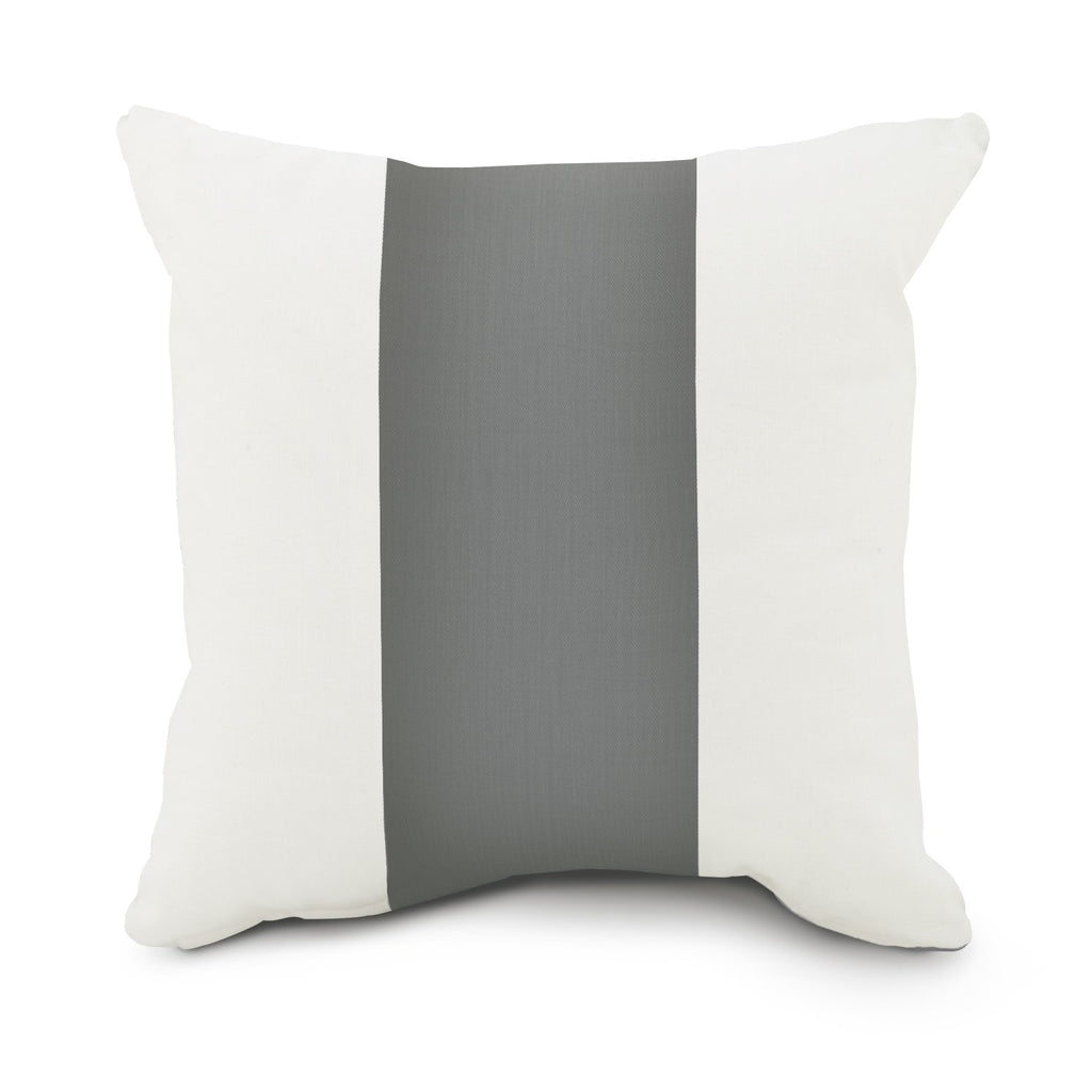 Oilo Band Pillow Dove