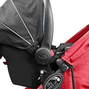 Baby Jogger City Mini Zip Infant Car Seat Adapter - City GO / Graco Click Connect