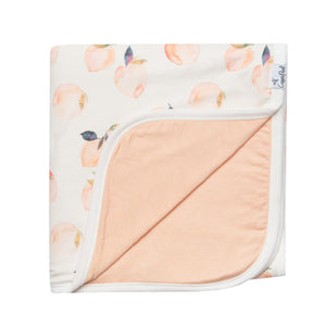 Copper Pearl Three-Layer Quilt - Caroline