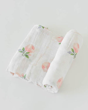 Little Unicorn Organic Cotton Swaddle