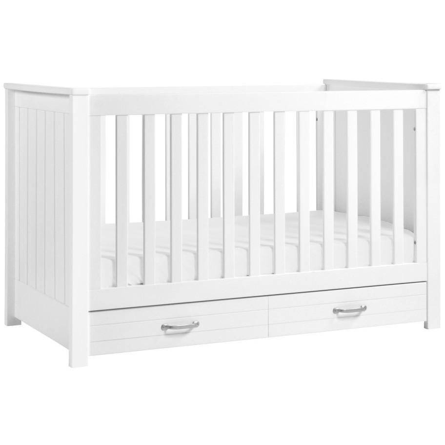 DaVinci Asher 3-in-1 Convertible Crib with Toddler Bed Conversion Kit