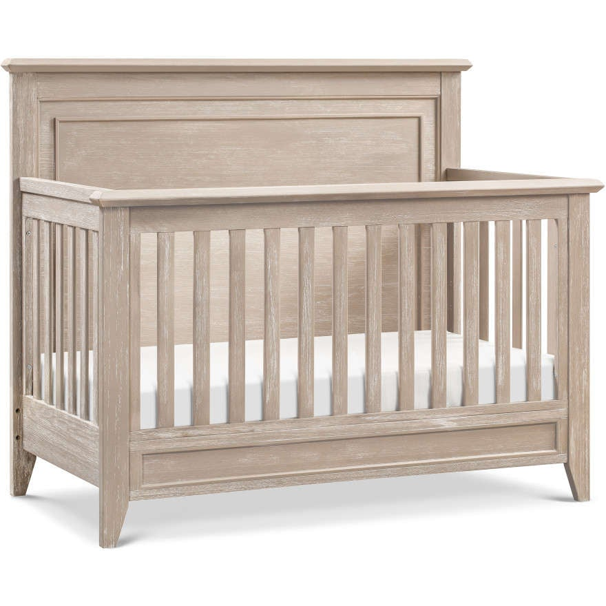 Franklin & Ben Beckett Rustic 4-in-1 Convertible Flat Top Crib