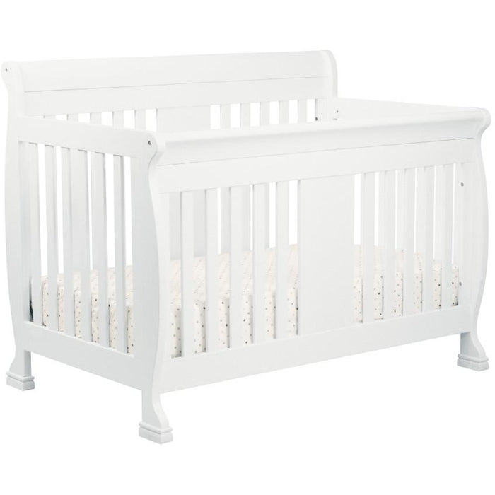 DaVinci Porter 4-In-1 Convertible Crib With Toddler Bed Conversion Kit